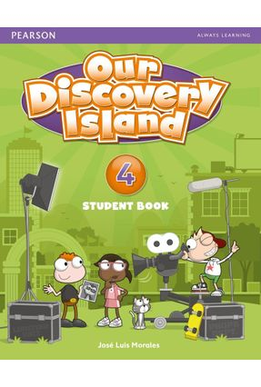 Our Discovery Island 4 - Student Book Pack - Pearson pdf epub