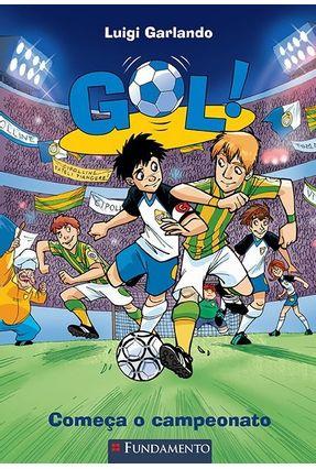 Gol - Começa o Campeonato - Luigi Garlando   Hoshan.org