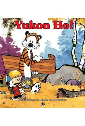 Calvin e Haroldo - Yukon-Ho! - Watterson,Bill   Tagrny.org