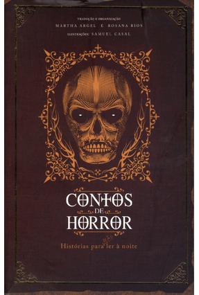 Contos de Horror - Histórias Para (não) Ler À Noite - Argel, Martha Rios,Rosana | Tagrny.org