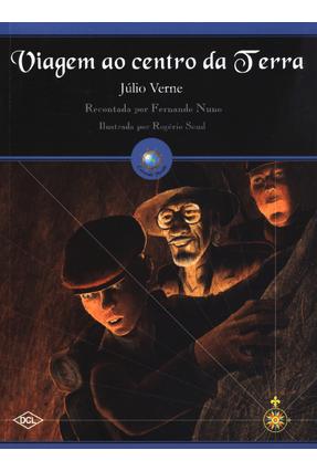 Viagem ao Centro da Terra - Col. Correndo Mundo - Verne,Jules | Hoshan.org