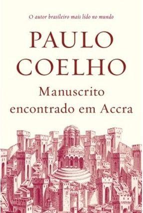 Manuscrito Encontrado Em Accra - Coelho,Paulo | Tagrny.org