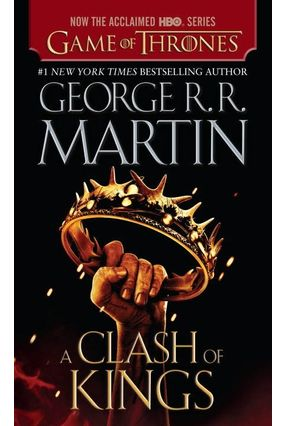 A Clash Of Kings Hbo Tie-In - A Song Of Ice And Fire 2 - George R R Martin | Tagrny.org