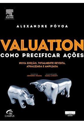 Valuation - Como Precificar Ações - Póvoa,Alexandre | Tagrny.org