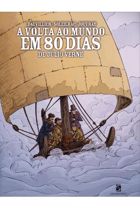 A Volta ao Mundo Em 80 Dias - Nova Ortografia -  pdf epub