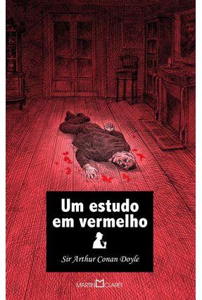 Um Estudo Em Vermelho - Col. a Obra Prima de Cada Autor - Nova Ortografia - Doyle,Arthur Conan   Hoshan.org