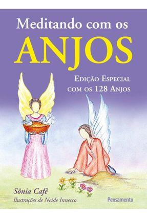Meditando Com Os Anjos - Edição Especial - Cafe,Sonia | Hoshan.org