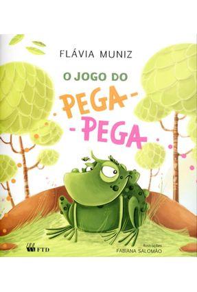 O Jogo do Pega-Pega - Col. Ioiô -  pdf epub