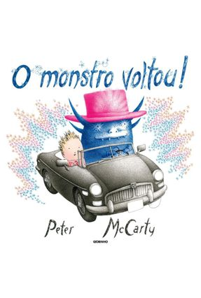 O Monstro Voltou! - McCarty,Peter | Tagrny.org
