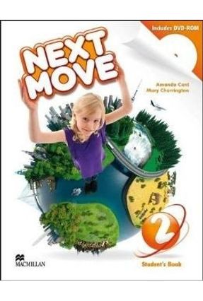 Next Move 2 - Student's Book With Dvd-Rom - Macmillan   Hoshan.org