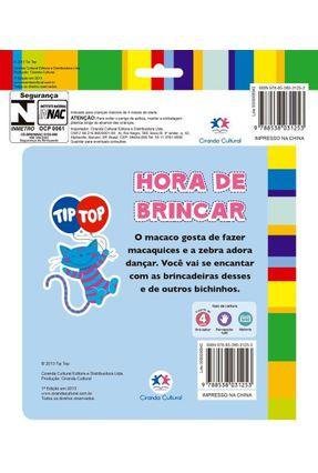 Hora de Brincar - Livro de Banho - Col. Tip Top - Editora Ciranda Cultural pdf epub
