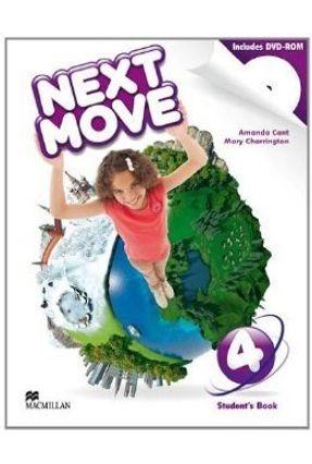 Next Move 4 - Student's Book With Dvd-Rom - Macmillan pdf epub
