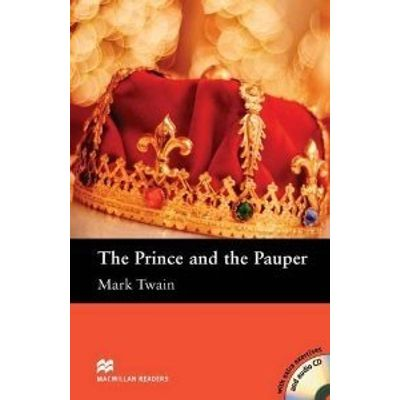 The Prince And The Pauper - Audio CD Included - Macmillan Readers