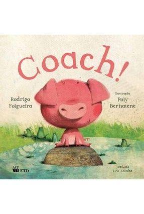 Coach! - Série Acalanto - Folgueira,Rodrigo pdf epub