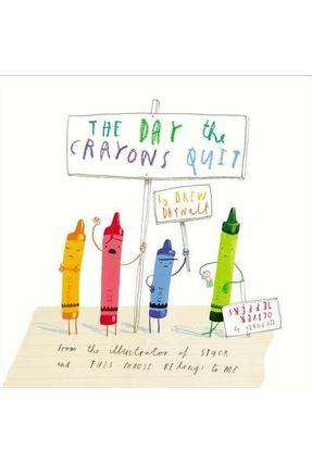 The Day The Crayons Quit - Daywalt,Drew pdf epub