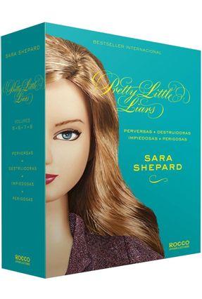 Box - Pretty Little Liars - Vol. 5 ao 8 - Shepard,Sara pdf epub