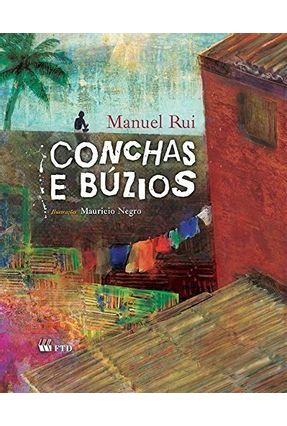 Conchas e Búzios - Série Aquarela - Rui,Manuel pdf epub