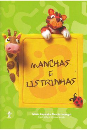 Manchas e Listrinhas - Jauregui,Maria Alejandra Plescia pdf epub