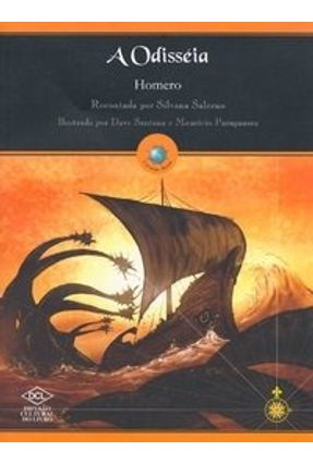 A Odisséia - 2ª Ed. 2013 - Homero | Tagrny.org