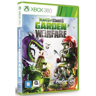 Plants Vs Zombies - Garden Warfare - X360