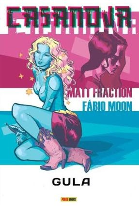 Casanova - Gula - Fraction,Matt Moon,Fábio pdf epub