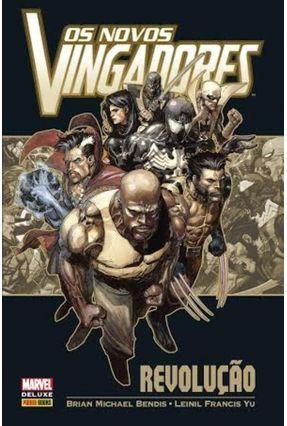 Os Novos Vingadores - Revolução - Yu,Leinil Francis Bendis,Brian Michael   Tagrny.org