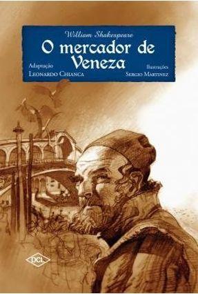O Mercador de Veneza - Shakespeare,William   Hoshan.org