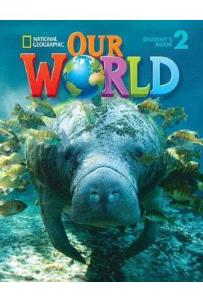 Our World 2 -Student Book With CD-ROM - Pritchard,Gabrielle pdf epub