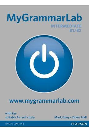 My Grammar Lab Intermediate - B1/B2 Student Book With Key And Mylab - Foley,Mark pdf epub