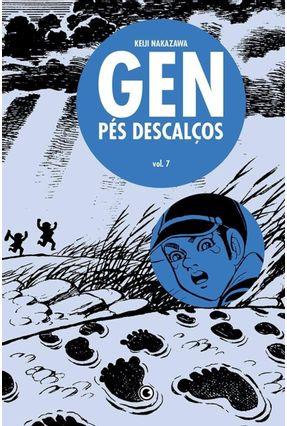 Gen Pés Descalços - Vol. 7 - Nakazawa,Keiji | Hoshan.org