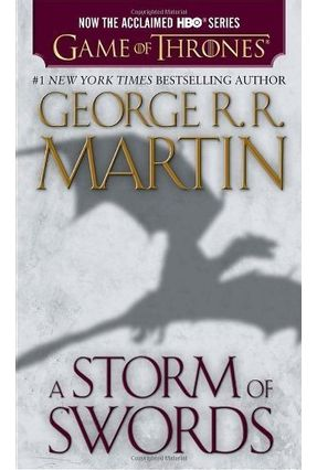A Storm Of Swords HBO Tie-In - A Song Of Ice And Fire 3 - George R R Martin   Tagrny.org