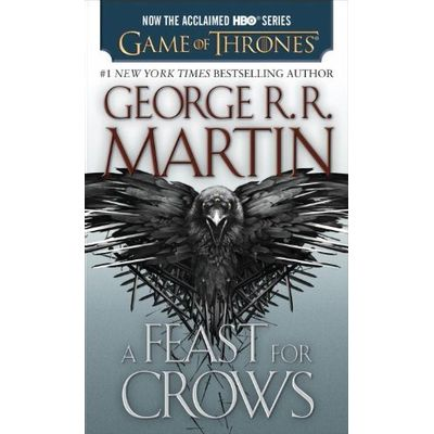 A Feast For Crows HBO Tie-In - A Song Of Ice And Fire 4