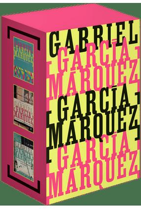 Box - Gabriel García Marquez - 3 Volumes - Márquez,Gabriel García | Hoshan.org