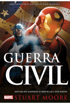 Guerra Civil - Moore,Stuart pdf epub