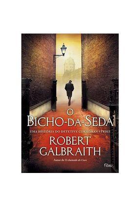 O Bicho - da - Seda - Brochura - Robert  Galbraith | Hoshan.org