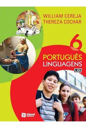 Português - Linguagens - 6º Ano - 8ª Ed. 2014 - Cereja,William Roberto Thereza Cochar Magalhães pdf epub