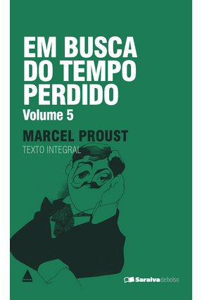 Em Busca do Tempo Perdido Vol. 5 - - Proust,Marcel pdf epub