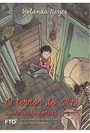 O Terror do 6º B e Outras Histórias - Série Quero Mais - Yolanda Reyes Yolanda Reyes   Hoshan.org