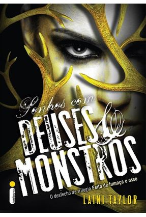 Sonhos Com Deuses e Monstros - Taylor,Laini pdf epub
