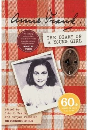 The Diary Of A Young Girl - Definitive Edition -  pdf epub