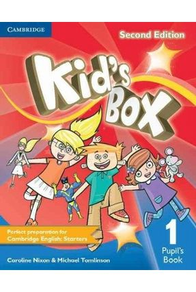 Kids Box 1 - Pupils Book - 2Nd Ed - Cambridge University Press | Tagrny.org