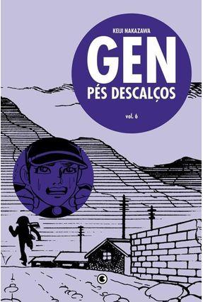 Gen Pés Descalços - Vol. 6 - Keiji | Hoshan.org