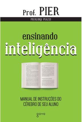 Ensinando Inteligência - Col. Neuroaprendizagem - Piazzi,Pierluigi pdf epub