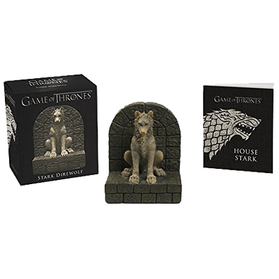Game Of Thrones - Stark Direwolf Mini Kit