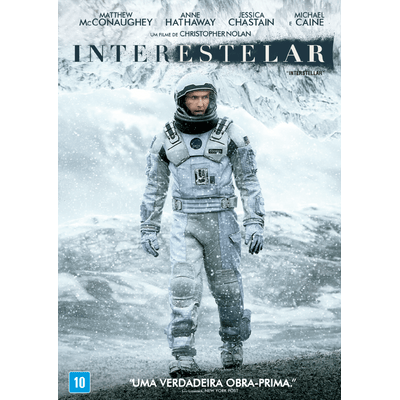 Interestelar - DVD