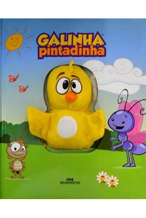 Galinha Pintadinha - Livro Fantoche do Pintinho Amarelinho - Editora Melhoramentos pdf epub