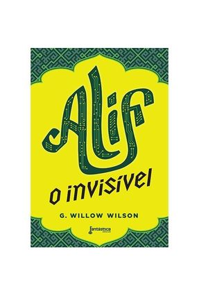 Edição antiga - ALIF, o INVISÍVEL - G. Willow Wilson pdf epub