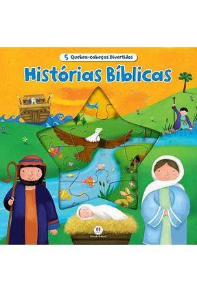 Histórias Bíblicas - Col. 5 Quebra-Cabeças Divertidos - Editora Ciranda Cultural | Hoshan.org