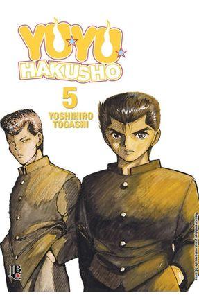 Yu Yu Hakusho - Vol. 5 - Togashi,Yoshihiro   Hoshan.org