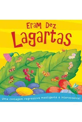 Contando - Eram Dez Lagartas - Books,Caterpillar   Nisrs.org